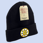 Boston Bruins Knit Hat