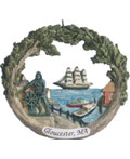 Goucester Ornament