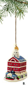 Boston Faneuil Hall Ornament