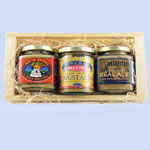 Beer and Ale Mustard Gift Set