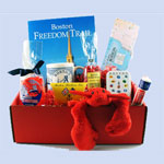 Boston Visitor Gift Basket