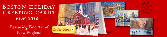 New England Holiday Cards 2015