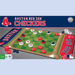 Red Sox Checkers