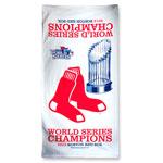 Red Sox Beach Towel