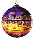 Fenway Park Ball Ornament