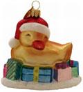 Quack Ornament
