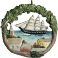 USS Constitution Ornament