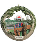 Boston Fenway Park Ameriscape Ornament