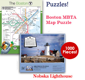 Massachusetts Jigsaw Puzzles