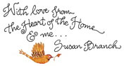 With Love from Susan Branch