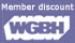 WGBH member discount available