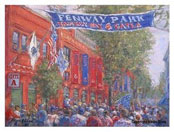 Yawkey Way by Kevin Shea
