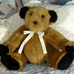 Hand Made Teddy Bear