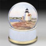 Brant Point Light Porcelain Box