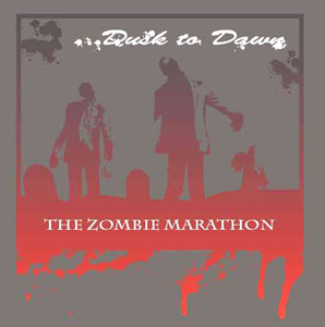 Zombie Marathon shirt graphic