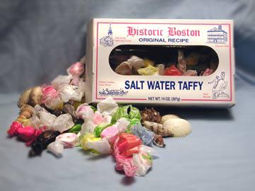 14 Ounce Salt Water Taffy