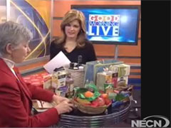 Holiday Shopping on NECN