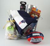 New England Patriots Premier Pail Gift Set: Massachusetts Bay ...
