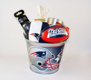 Boston Sports Gift Baskets: Massachusetts Bay Trading Company