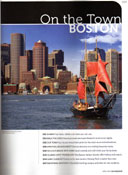 Boston Feature of Go Magazine