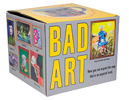 Museum of Bad Art mug in box