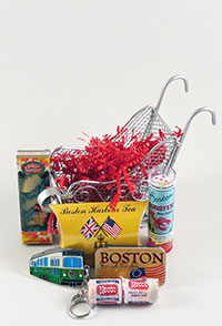 Boston Sleigh gift set