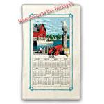 2015 Rockport Calendar Towel