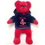 Red Sox Hoodie Bear