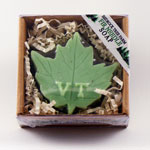 Fir Needle Soap - Vermont Maple Leaf