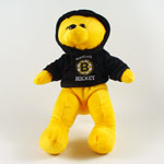 Boston Bruins Hoodie Bear