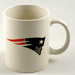 New England Patriots Ceramic Coffee Mug
