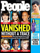 November, 2009 People Magazine