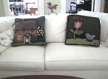 Susan Branch Pillows