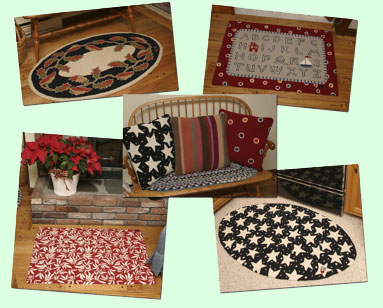 Susan Branch Rugs and Pillows